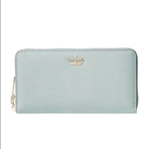 Kate Spade Cameron Street Lacey Zip Around Wallet